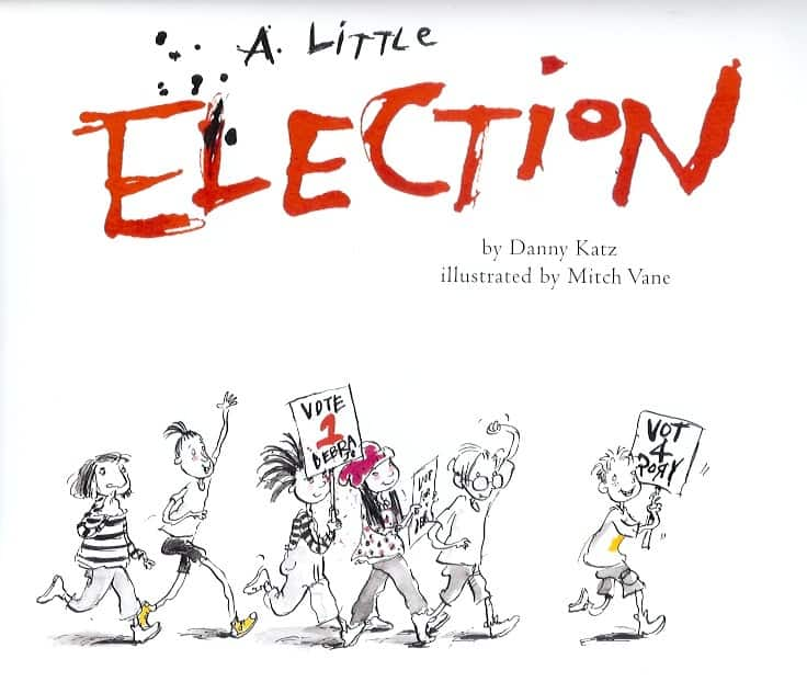 The Election - Children's Book Review