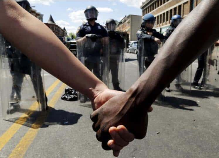 In Pictures #BaltimoreCoverageYouMayNotSee