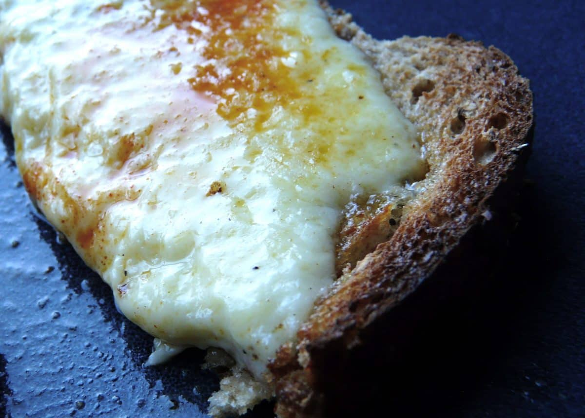 Cheese on toast recipe   Photo: Tristan Ferne / Flickr