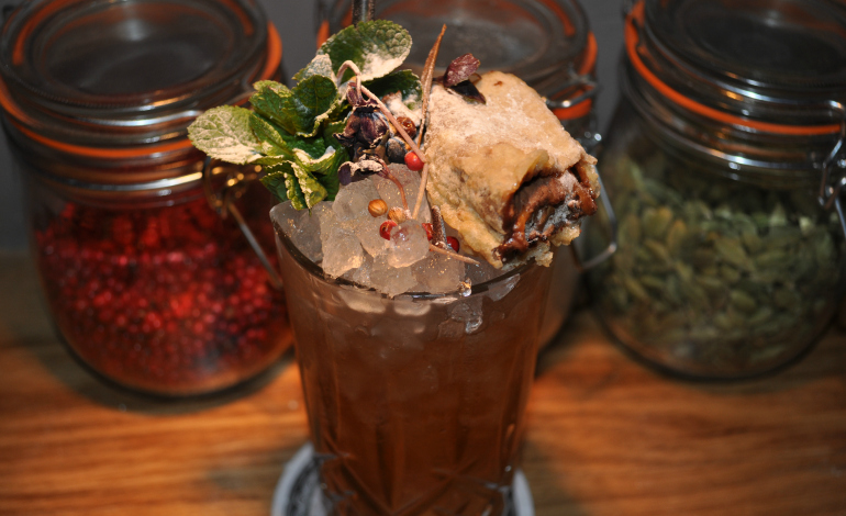 Spicy Red Head: Try this Cocktail from the Cocktail Trading Company
