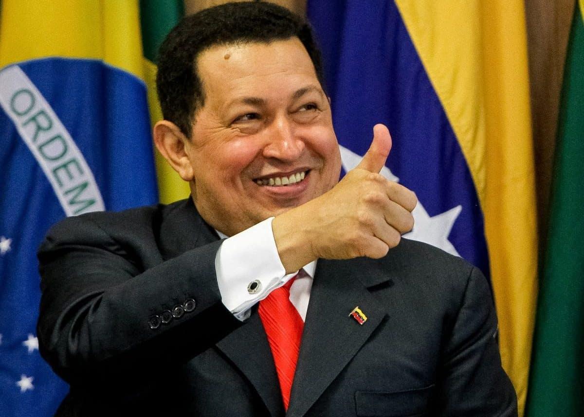 Brasília-DF, 06/06/2011. Presidenta Dilma Rousseff e o presidente da Venezuela, Hugo Chávez durante coletiva a imprensa após reunião. Foto: Roberto Stuckert Filho/PR.