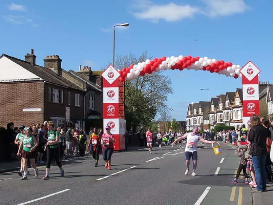 London Marathon 2016