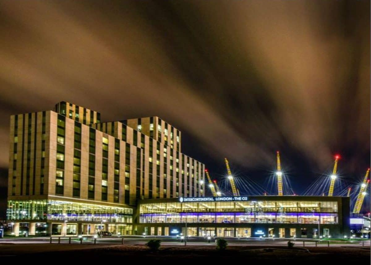 Intercontinental Hotel - O2