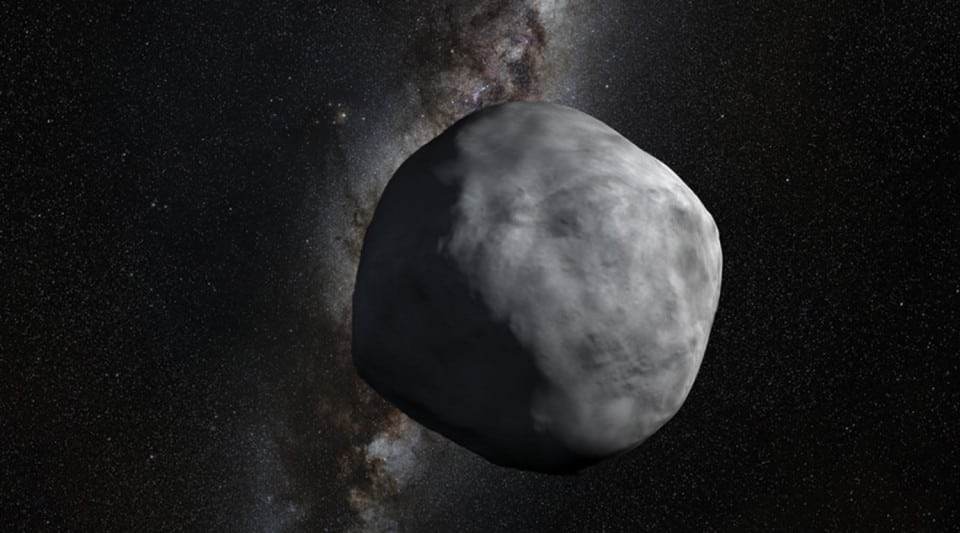 asteroid that could have once seeded life, but may now destroy Earth
