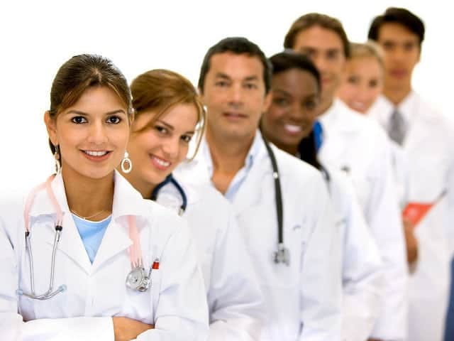 Day Donaldson - Gender pay differences for doctors: Why women make less.  Flickr, CC license.