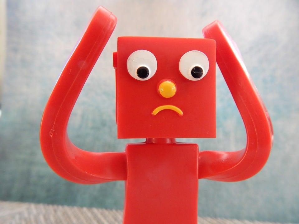 Sad Confused Sadness Figurine Unhappy Upset