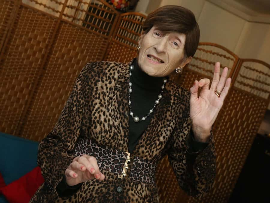 Rapping gran Joy Philippou AKA Joy P from Dartford, Kent. See National story NNRAPPER; A little old lady is hoping to take the world by storm thanks to her performances - as the world's oldest RAPPER. Nonagenarian rapper Joy P is hoping to make it into the Guinness Book of Records as the world's oldest rapper. The pensioner, who has appeared on the X Factor and Britain's Got Talent, is being considered for the title after entertaining hundreds in her hometown of Dartford, Kent. Joy Philippou, a half-Spanish-half-Russian doctor of philosophy, moved to the town five years ago and uses rap as a way of engaging those at risk of becoming embroiled in crime.