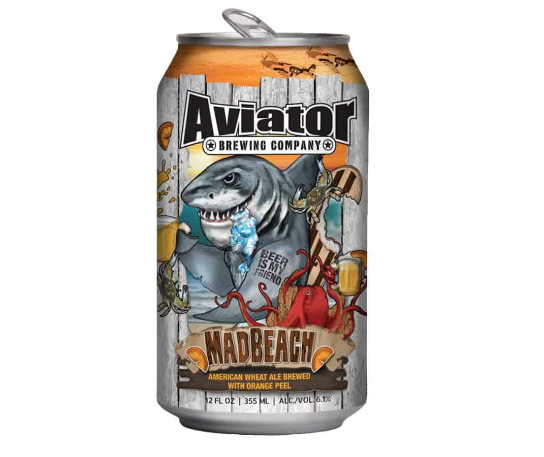 Aviator Madbeach American Wheat