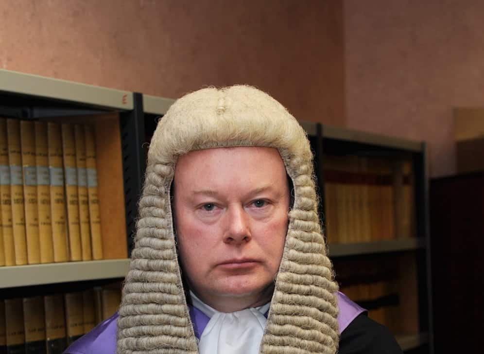 Judge Jeremy Richardson QC. See Ross Parry story RPYJUROR; Juror presiding at trial in Hull, East Yorks., cost the taxpayer £12,000 after he overslept for EIGHT hours.