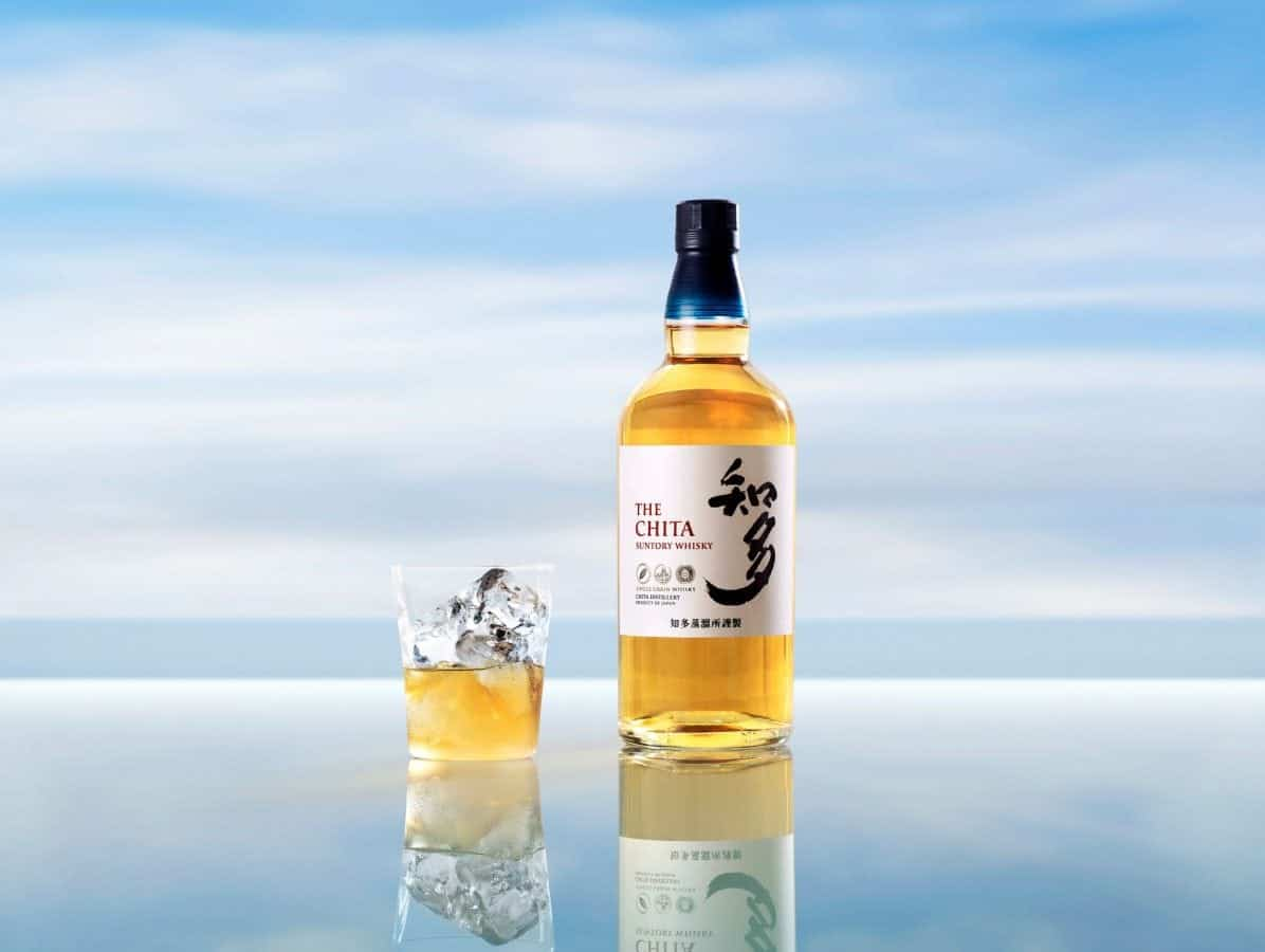 Chita Single Grain Suntory Whisky