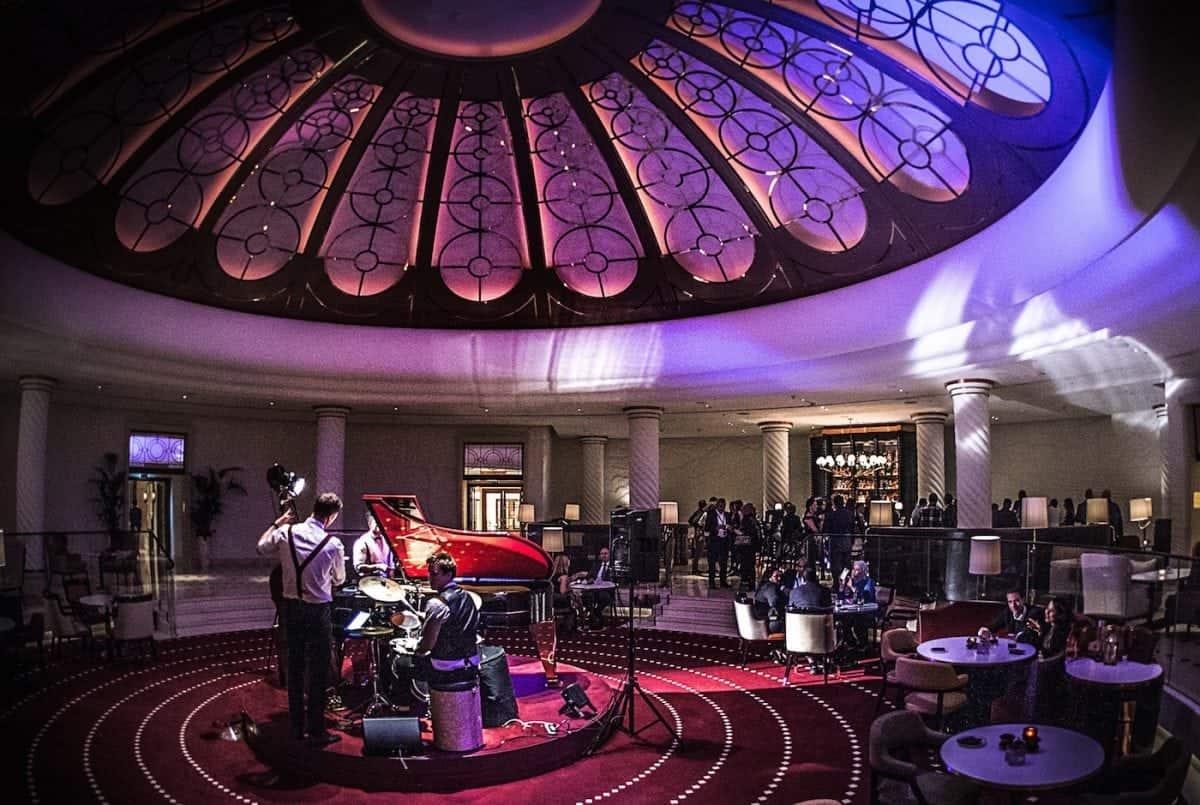 Rotunda Bar at Four Seasons Hotel London, Ten Trinity Square
