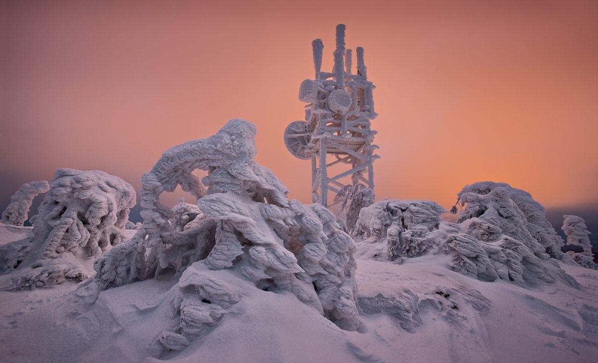 Jon Martin: This Frozen Planet, Finland