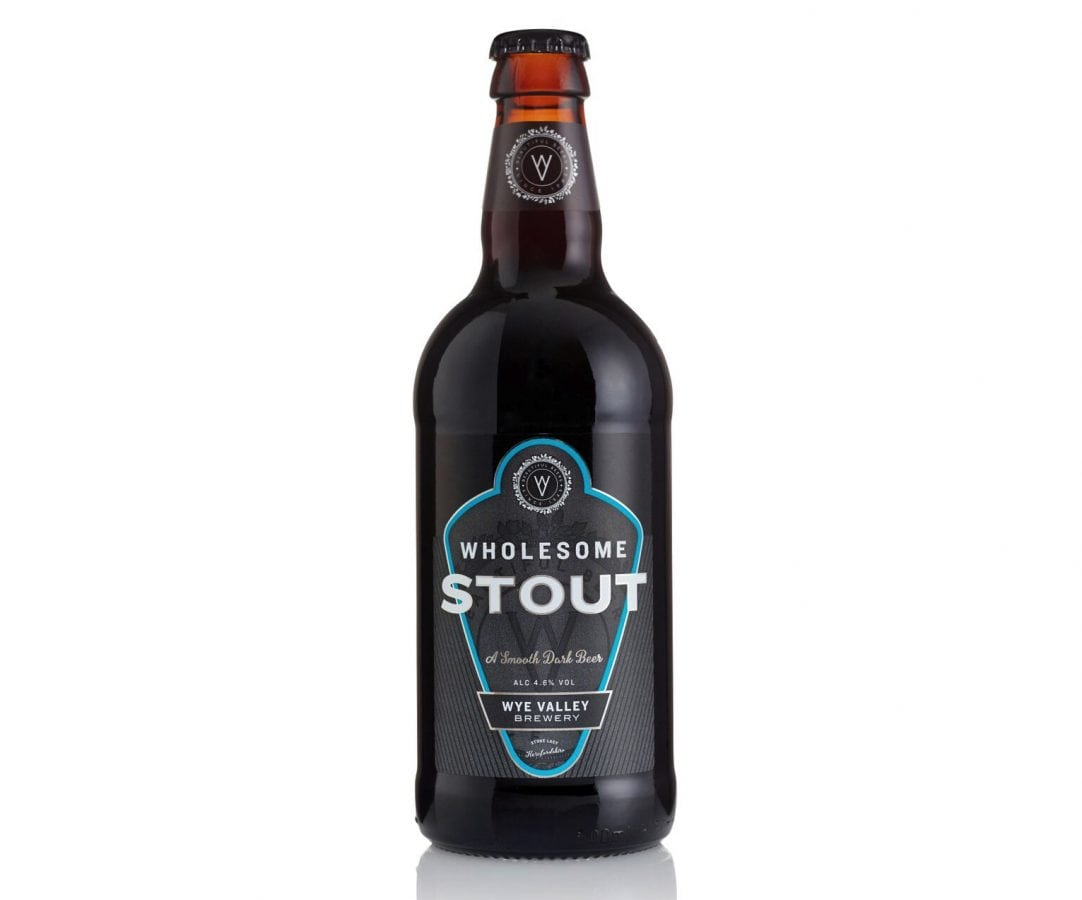 Wye Valley Brewery Wholesome Stout