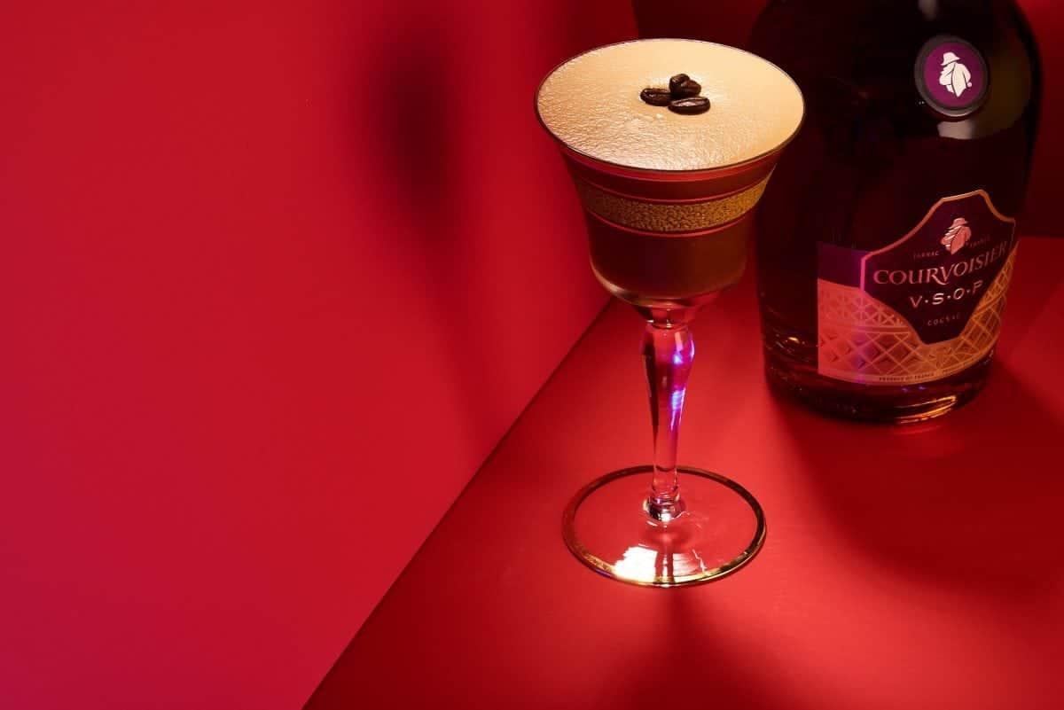 Courvoisier Espresso Martini