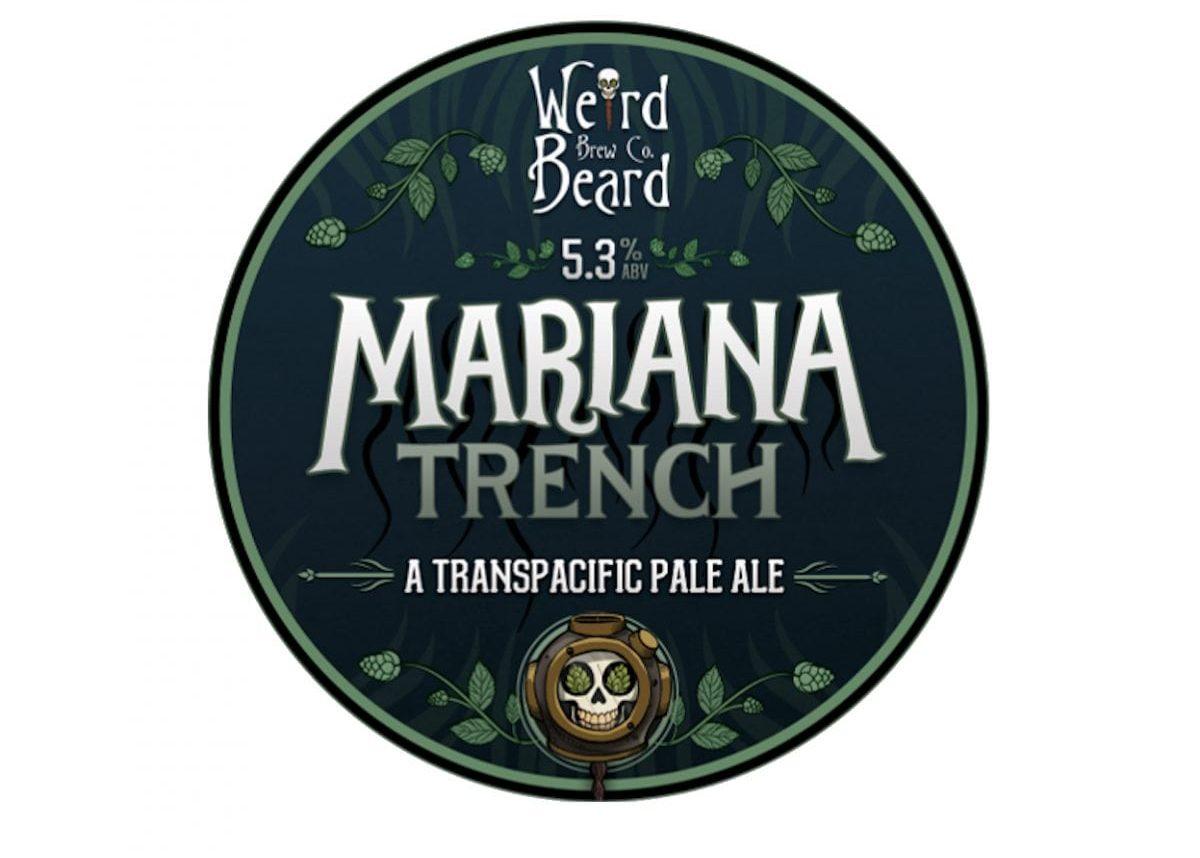 Weird Beard Mariana Trench