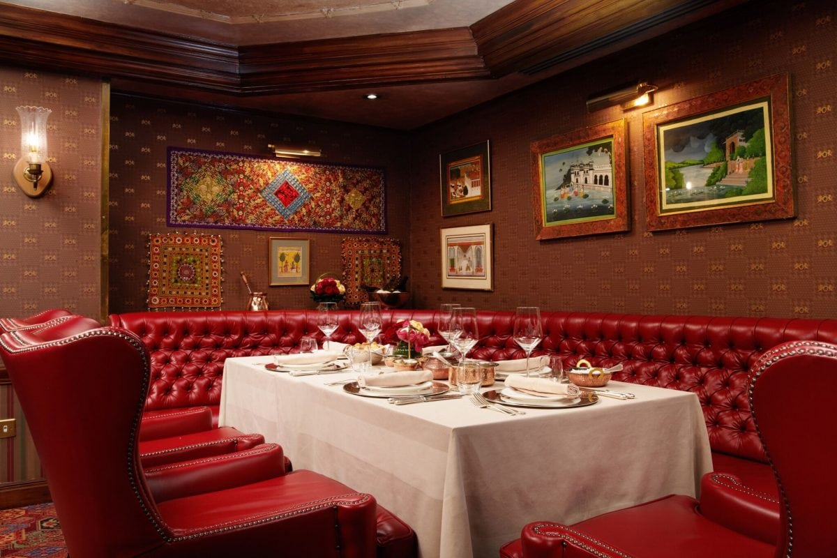 The Curry Room
