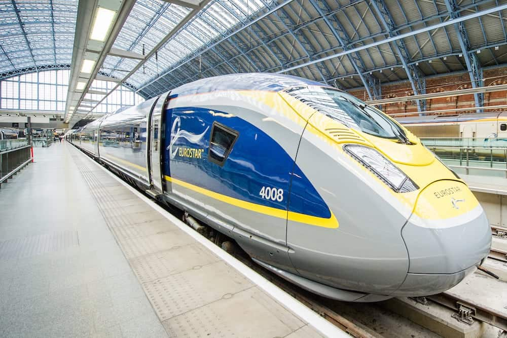 The E320 train