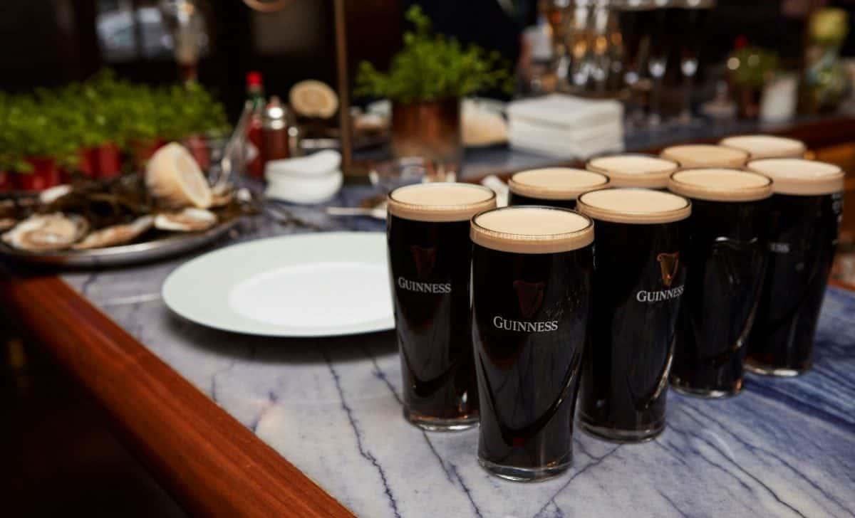 St Patrick's Day Corrigan's GUinness