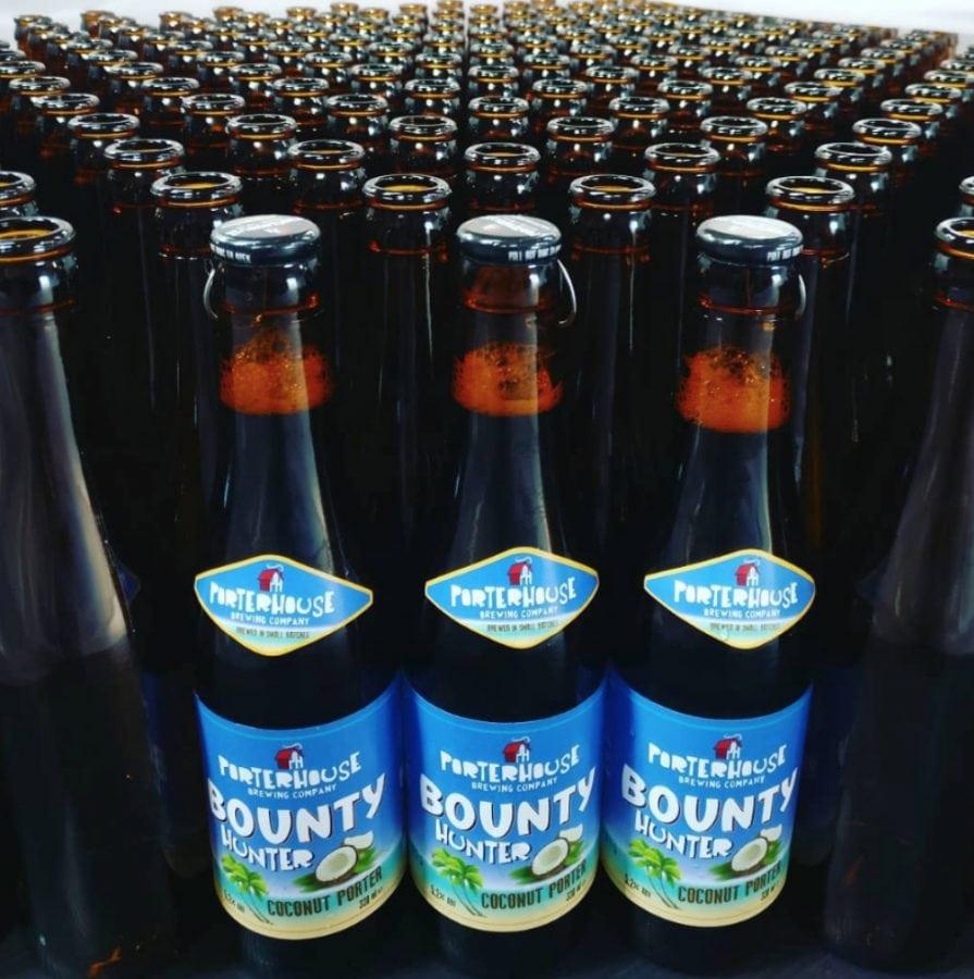 Porterhouse Brewing Company Bounty Hunter