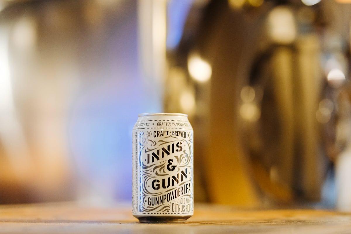 Innis and Gunn Gunnpowder IPA