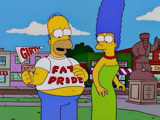 (C) The Simpsons