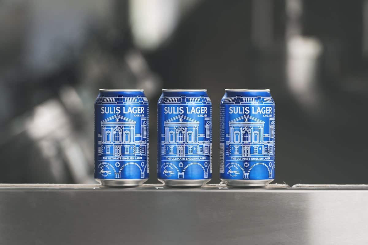 Bath Ales Sulis Lager