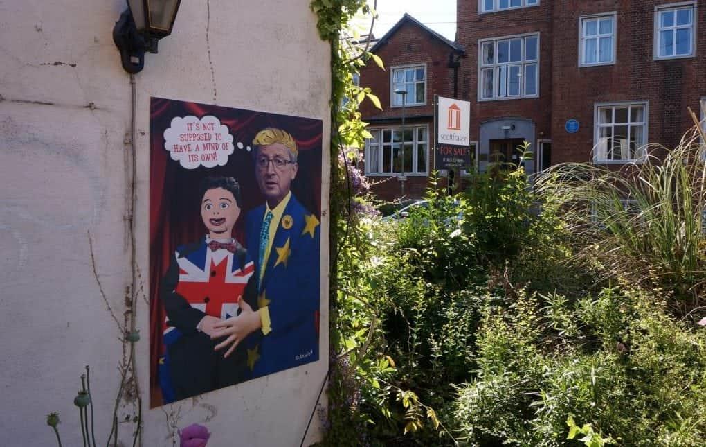 Brexit art