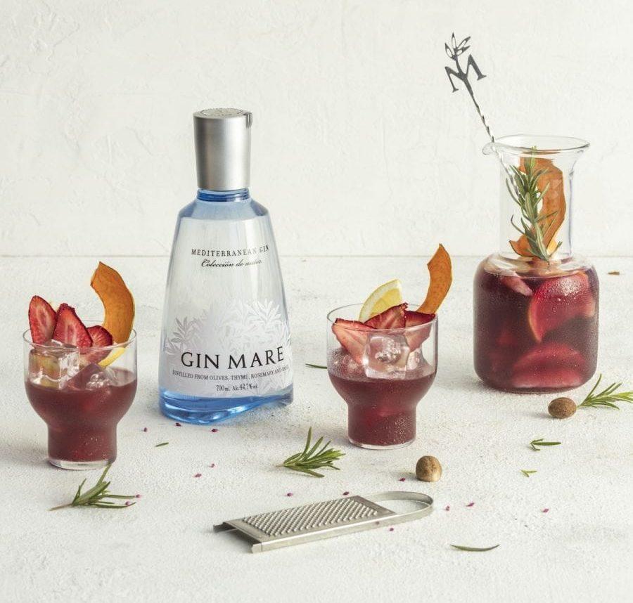 Gin Mare Sangria Nostrum