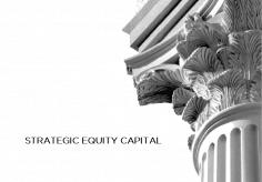 Strategic Equity Capital - Confident despite short term setback
