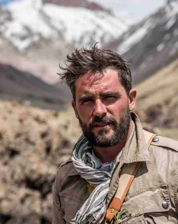 Levison Wood walks the Himalayas. Lev starts his journey in the Wakhan Corridor in Afghanistan in the Pamir mountain range.