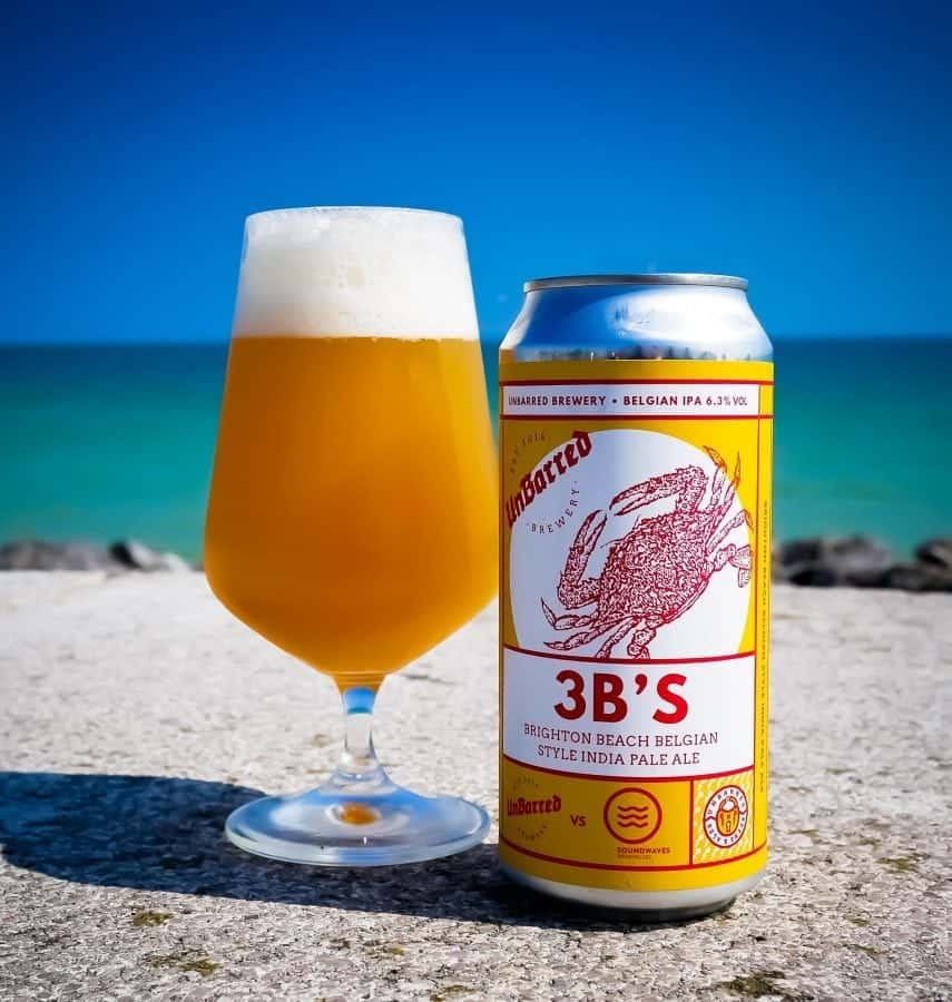 UnBarred Brewery 3B's