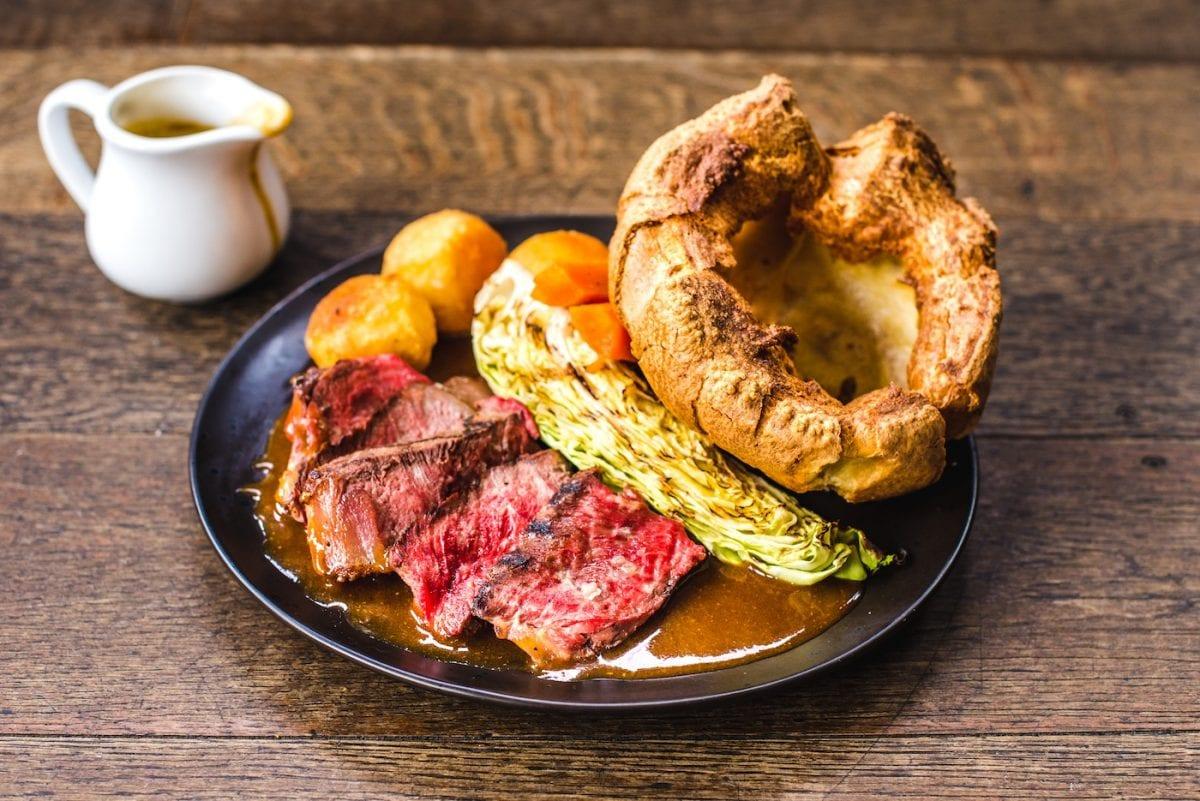 Beef & Brew Haggeston Roast