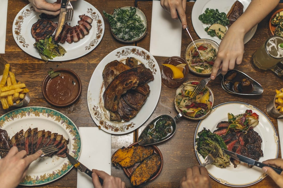 Blacklock New Restaurant Openings @lateef.photography - best London restaurant openings