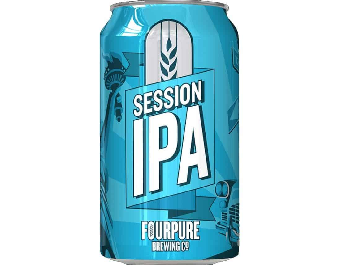 Fourpure Brewing Co Session IPA