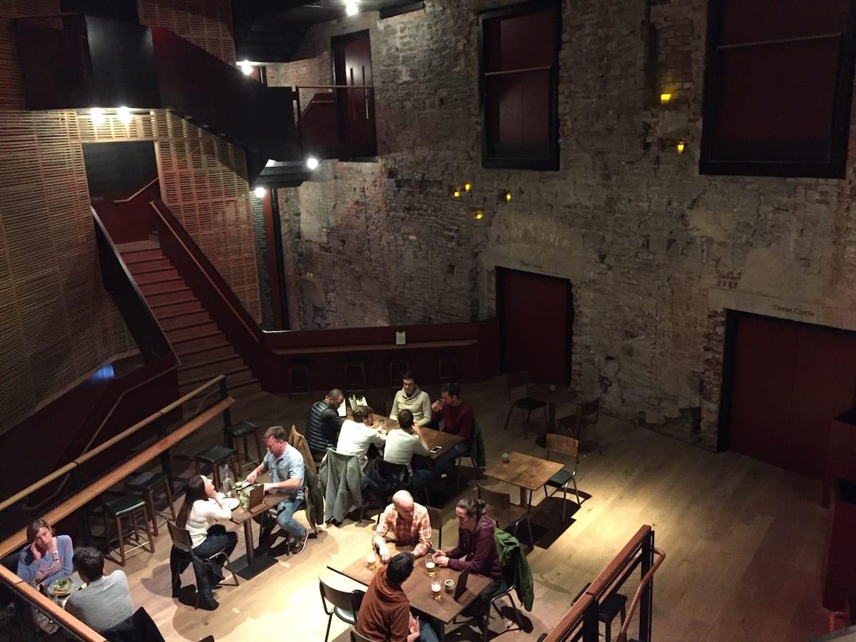 1766 Restaurant & Bar Review