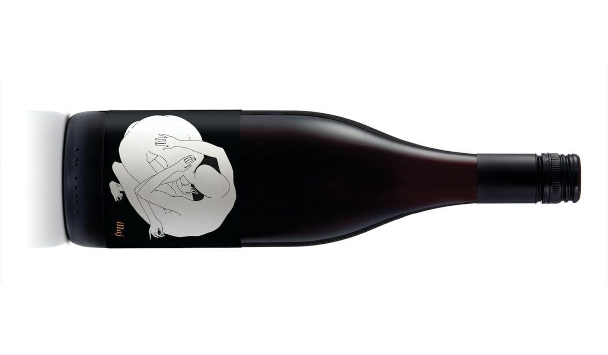 Jamsheed Illaj Pinot Noir 2017