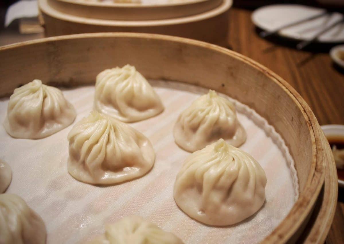 Din Tai Fung Xiao Long Bao | Photo: Jonathan Hatchman - best London restaurant openings