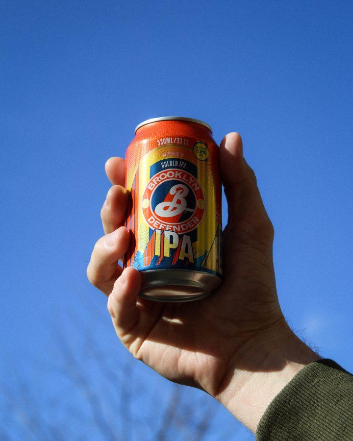 Brooklyn Brewery Defender IPA
