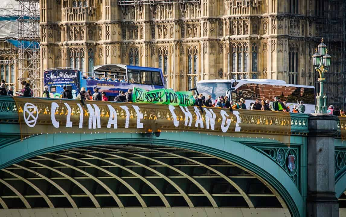 Extinction Rebellion Westminster (c) Immo Klink