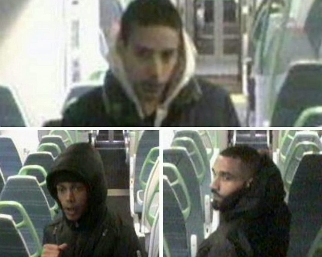 suspects - Credit;SWNS