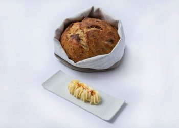 Xier Bread + Smoked Butter
