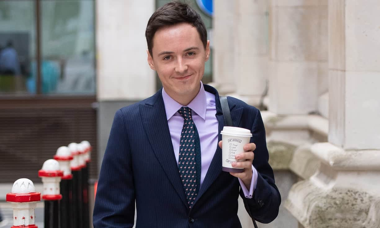 Darren Grimes admits he was 'stupidly naive' for voting for The Conservatives - The London Economic