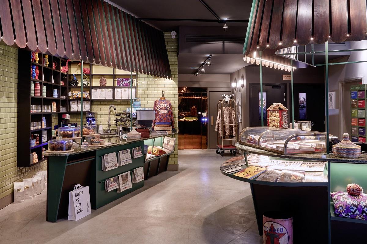 25hours Paris Café Corner