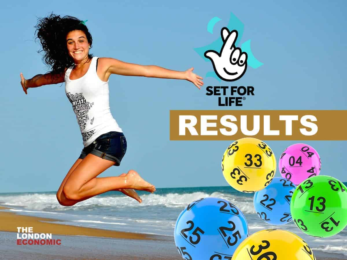 Set for Life Lottery Results