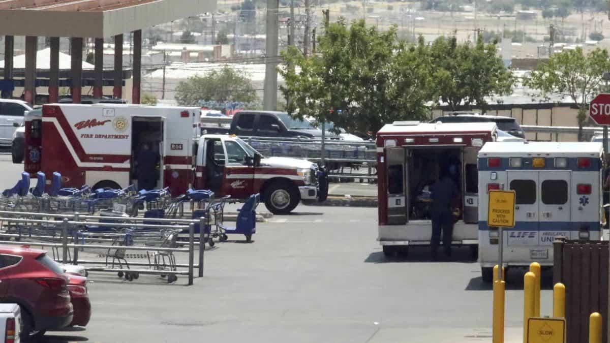 El Paso mass shooting, Texas