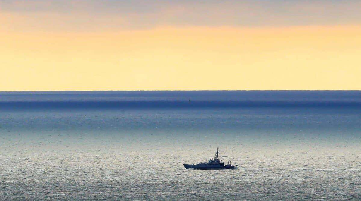 Channel crossing patrol