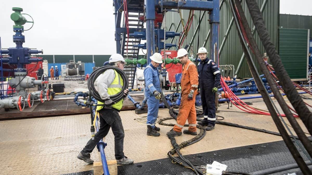 Cuadrilla Fracking Lancashire (PA)