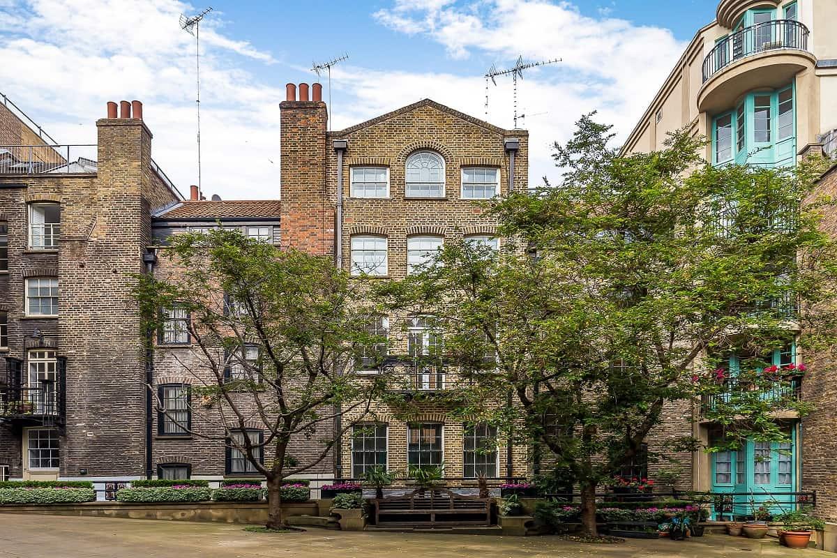 Exterior - Mercer Street, Covent Garden