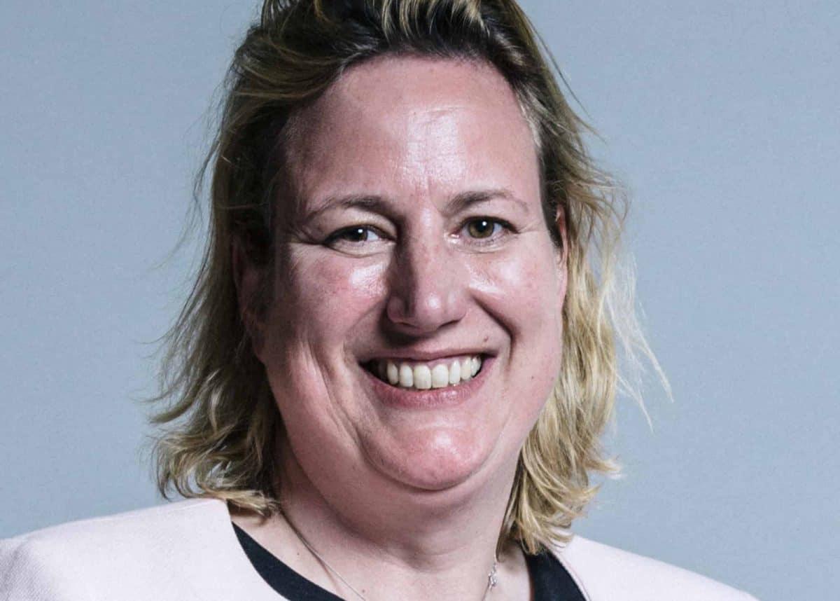 Antoinette Sherratt (Sandbach) : UK Parliament official portrait 2017.
