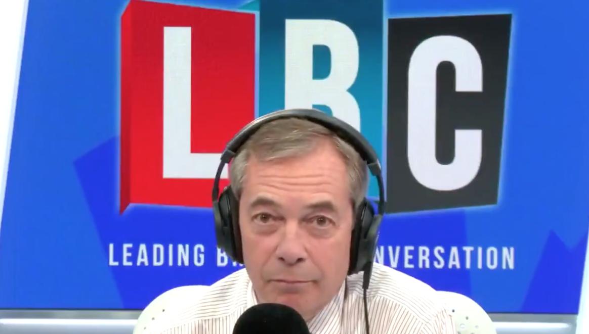 Farage LBC